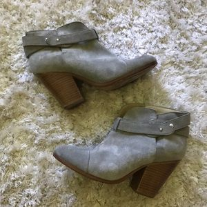 Rag & Bone Harrow Suede Boot Size 40